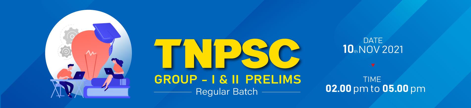 TNPSC Admission