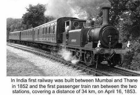 Indian Railways - Facts